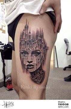 Kinki Ryusaki Tattoo | Kuala Lumpur Malaysia