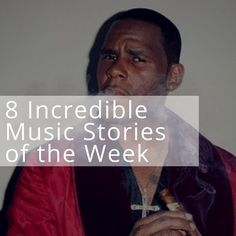 8 Incredible Music Stories of the Week (1/23) #icymi #soul #hiphop #news