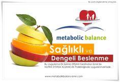 http://www.metabolikbalans-izmir.com/ Metabolic Balancenin Avantajları Nelerdir? 1-Metabolic Balance kisiye özel , bünyenin ihtiyacına uygun sağlıklı bir beslenme programı dır.2-Günde 3 oğun beslenme prensibi sebebiyle uygulaması kolay ve sürdürülebilir bir beslenme düzenidir.3-Metabolic Balance beslenme sisteminde kisi kısa sürede büyük oranda yağ kaybeder, su kaybı ise minimum seviyede kalır.Bu yüzden hızlı kilo kaybı olsa bile bir sorun yaşanmaz.