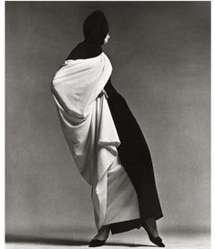 Richard Avedon - Jean Shrimpton, Paris, 1965