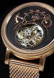Xeric Watches - 'the coolest mechanical watch' - pretty hectic, a cool $700