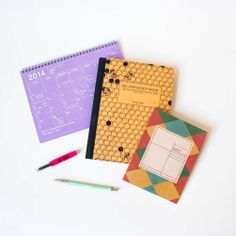 Notebook Stack Series 02