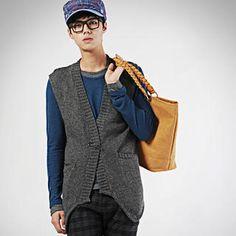 deepstyle  Knit Vest