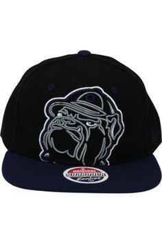 Zephyr Xray Georgetown University Hoyas Snapback Hat Black. Size:   Herta Store