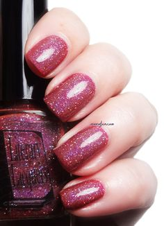 Literary Lacquers - To Blossom - Amy's Birthday LE 2014