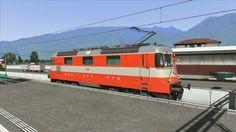 Re 4/4 11109 'Swiss Express'