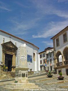 Largo do Principal - Bragança - Portugal by Portuguese_eyes, via Flickr