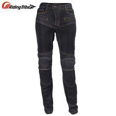68.11$  Watch now - http://alispr.worldwells.pw/go.php?t=32787645520 - Motorcycle Pants Jeans Motocicleta Motocross Pants Equipment Motociclismo Pantalon Moto Trousers Hommes Men HP06A Racing Pants 68.11$