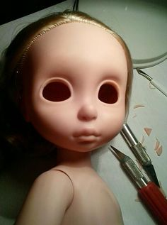 Ever wondered if you could use glass / acrylic eyes for your Disney Animator customs just as you do with your BJDs?  Here's an eye cutting tutorial featuring the awesome work of Jerome on Flickr:  http://monieeart.wix.com/moniee#!Disney-Animator-doll-restoration-customisation-part-2-Cutting-eye-holes/cn8s/561291440cf2a7bb74c7bb07