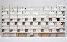 Building Faded Memories: Jockum Nordström's Cardboard Models