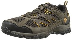 Columbia Mens Plains Ridge Trail Shoe -- For more information, visit image link. (This is an Amazon affiliate link)