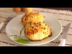 Receita de batata laminada assada incrivelmente gostosa