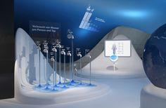Projekt - CD3D - Messen - Showrooms - Museen - Shopdesign - Edutainment