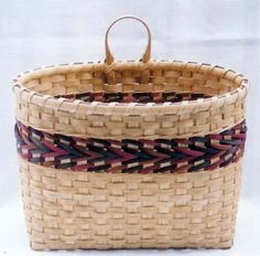 Adirondack Arrow Wall Basket $50