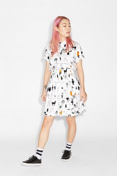 NEW!               Dicka skirt