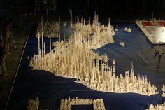 Children Collaborate to Build 1.8 million LEGO Map of Japan