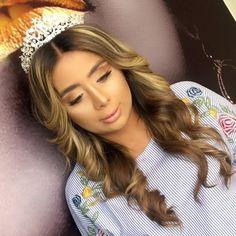 #makeup #makeupartist #mac #آموزش #ميكاپ #لايك #ارايش_عروس #آرايش Makeup Style, Crown, Instagram Posts, Fashion, Moda, Corona, Fashion Styles, Fashion Illustrations, Crowns
