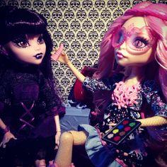 Monster High Viperine Gordon Elissabat