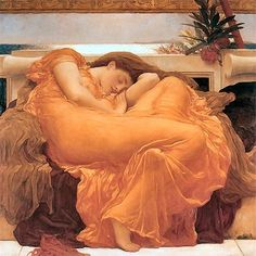 Lord Frederick Leighton Art Prints Paintings