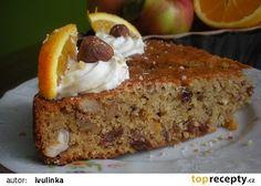 Anglický koláč recept - TopRecepty.cz