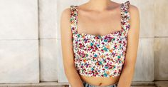 Items similar to FLORENCE top- Bustier top. Open back top. Open Back Top, Bustier Top, Florence, Stitches, Crop Tops, Clothes, Fashion, Outfits, Moda