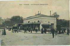 1854 - Les trains aux Batignolles - Paris Unplugged