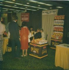 Archway cookies display, circa 1979