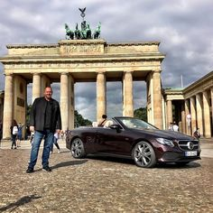 Shooting the all-new Mercedes-Benz E-Class Cabrio in Berlin. #mercedes #mercedesbenz #mercedeseclass #cabrio #cars #car #testcar #testdrive #quickcarreview #eclass #berlin #mbfwb #eclasscabriolet #instacar #instacars #carsofinstagram @mercedesbenz @mercedesbenz_de @mercedes_fans.de