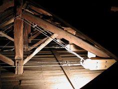 Refuerzo estructural de cerchas #construccion #arquitectura #rehabilitacion
