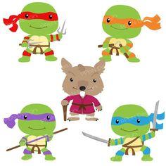 Png tartarugas ninjas
