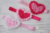 Sweetheart Headband - www.wrenandribbon.com