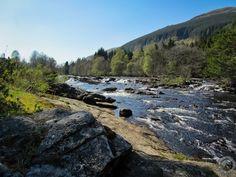 The River Dochart