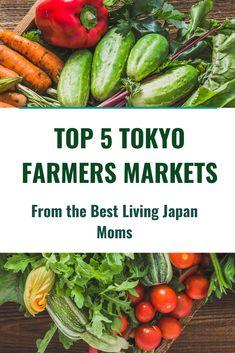 Tokyo Shopping, Farmers Market, Cucumber, Japan, Marketing, Vegetables, Fruit, Healthy, Check