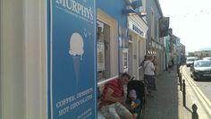 Murphy's ice cream Ice Cream, Street View, Spaces, No Churn Ice Cream, Icecream Craft, Ice, Gelato
