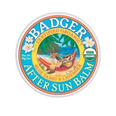 Badger After Sun Bal