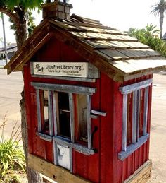 i love my little free library | The Best Little Free Libraries