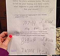 New ideas for funny kids homework answers dr. Funny Couples Texts, Funny Girl Quotes, Funny Quotes For Teens, Sarcastic Quotes, Funny Texts, Funniest Kid Test Answers, Kids Test Answers, Funny School Answers, Funny Exam Answers