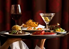 Ruth's Chris Steak House Dining  Fallon Amkruat, Private Dining Manager