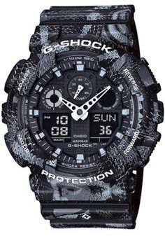 G-Shock Marcelo Collab Limited Edition (GA-100MRB-1A)