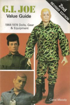 Vintage G.I. Joe Value Guide 1990 by ShopHereVintage on Etsy, $15.00