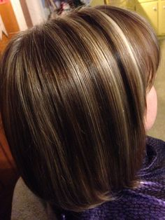 High and low lights hair | Hair creations | Pinterest