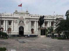 Lima: Palacio Legislativo del Perú by zug55, via Flickr