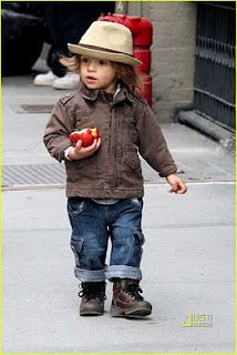 Levi Alves son of Camila Alves and Matthew McConaughey