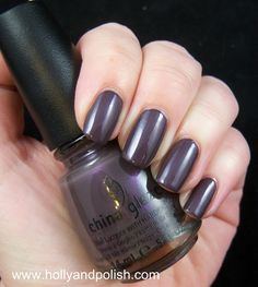 Holly and Polish: China Glaze Jungle Queen