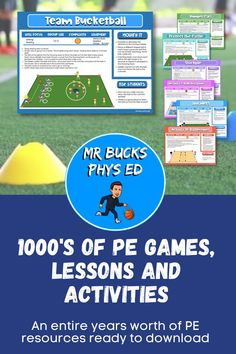 Pe Activities, Back To School Activities, Classroom Activities, Elementary Teacher, Teacher Pay Teachers, Physical Education Curriculum, Primary Games, Pe Lessons, Pe Games