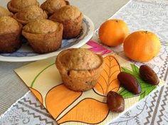 Twittear      Estos muffins son una muy buena forma de comenzar el día con energía :-) El sabor dulce de los dátiles...