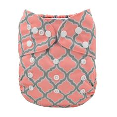 Baby Reusable Washable Nappies Little Lamb Baby Changing & Nappies Used