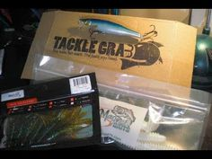 Tackle Grab Unboxing