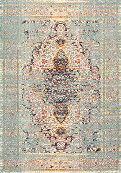 Distressed Persian Sarita – nuLOOM