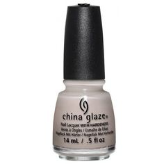 Dope Taupe from the China Glaze Rebel Collection. Make your own rules this Fall with Rebel, a colour collection heavily influenced by the gritty luxe street style of the unrestrained grunge era. This